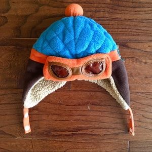 Other - 🆕 Toddler Aviator Ear Flap Hat